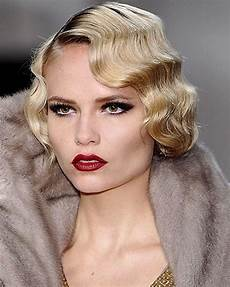 finger wave short bob haircut hairstyle images for 2018