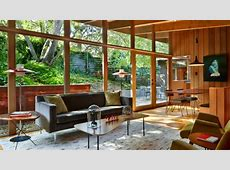 35  Midcentury Modern Interiors   YouTube