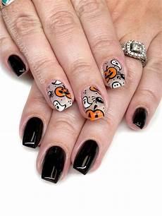30 pumpkin nails design ideas soso nail art