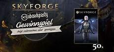 Xboxdynasty Gewinnspiel 50x Skyforge Starter Pack 2 0