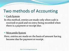 financial accounting concepts