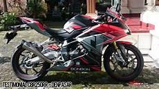 Modifikasi Cbr250rr by Modifikasi Sangar Honda Cbr250rr Isle Tt Dari Denpasar