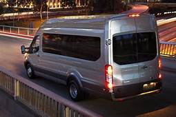 2015 Ford Transit First Drive Review  Autotrader