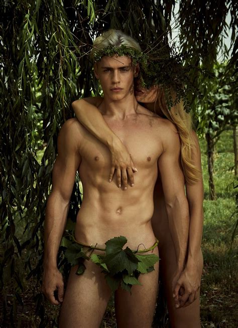 Adam Eve Nude