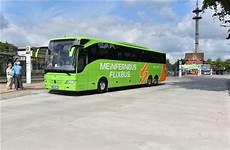 Erster Flixbus F 228 Hrt Nordhorn Nach Berlin