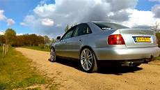 audi a4 b5 s4 exhaust youtube