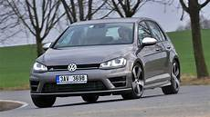 Vw Golf Vii R 2014 Test Driving Moments