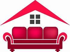 home decor logo stock vector illustration of background 80717464