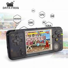Data Frog Classic Retro Handheld Wired by Aliexpress Buy Data Frog Retro Handheld Console