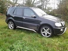 mercedes ml 270 cdi auto tiptonic 7 seater 2003 03