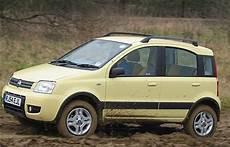 Fiat Panda 4x4 And Diesel 2005 Road Test Road Tests