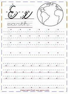cursive writing worksheets free alphabet 21680 free print out cursive handwriting sheets for practice letter e for kin with images cursive