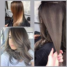Proper Coloring Of Hair another correction from brassy to ashy had to correct the