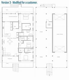 stilt house floor plans modifies house plan ch539 in 2020 stilt house plans