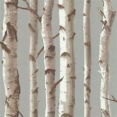 bois bouleau deco papier peint bouleau lutece d 233 co en 2019 papier