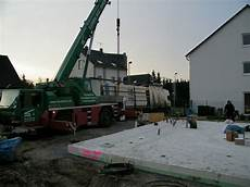 Bautagebuch Solingen 23 Februar Das Haus Kommt