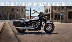 why buy a new harley davidson 174 model a pre owned