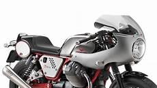 Moto Guzzi V7 Racer Fairing