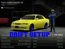 Gran Turismo 6 Drift Setup Tom&180s X540 CHASER&18000  YouTube