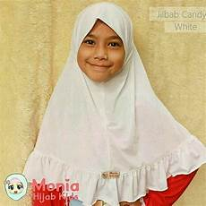 Jual Jilbab Sekolah Sd Kerudung Anak Jilbab Anak Syari