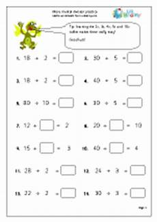 year 3 division worksheets 6441 division maths worksheets for year 3 age 7 8