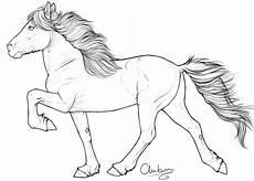 Ausmalbilder Pferde Ponys Outline Search