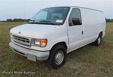 how to work on cars 1999 ford econoline e150 electronic valve timing 1999 ford econoline e150 van item l2253 10 11 2017