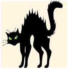 Malvorlage Katze Mit Buckel Katze Aus Holz K 252 Rbisse