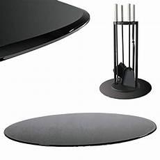 glasscheibe glasplatte rund funkenschutzplatte glasboden