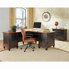 buy home office furniture online hartford l desk with right return and lateral file set