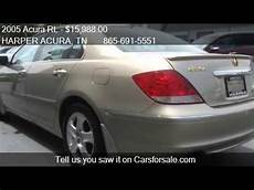 2005 acura rl navigation for sale in knoxville tn 37922 youtube