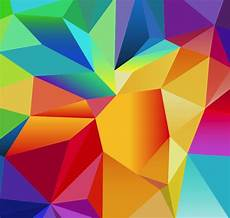 Design Abstract Background Geometric Shapes