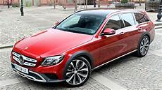 mercedes classe e all terrain essai mercedes classe e all terrain 2017 gentleman
