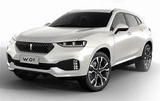 great wall reveals wey luxury suv brand not the cards