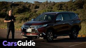 Mitsubishi Pajero Sport Exceed 7 Seat 2017 Review  Road