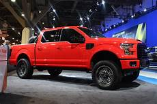 2015 ford f150 4x4 with a 4 inch suspension truckworks