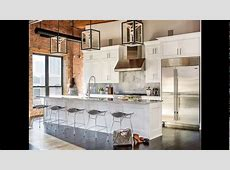 Loft kitchen design ideas   YouTube