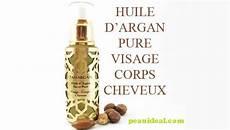 l huile d argan pour le visage 8 avantages pour une peau