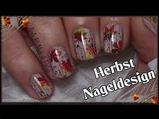 Herbst Nageldesign F 252 R Kurze N 228 Gel Fall Nail