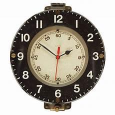 marine wall clock gray pendulux
