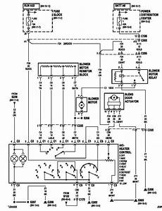 Heat A C Switch Schematic Jeepforum