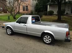 1982 Vw Caddy Rabbit 1 9 L Diesel Na W Power