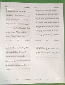 cursive handwriting worksheets for 8th grade 22019 catholic confirmation quiz questions answers copybook