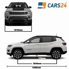 Jeep Compass Specifications All That You Would Want To