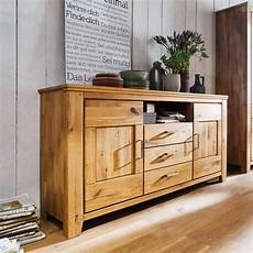 sideboard wildeiche sideboard nevada 180 x 90 cm wildeiche massiv