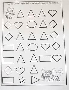 shape maze worksheet 1194 crafts actvities and worksheets for preschool toddler and kindergarten