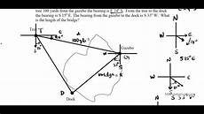 application of the of sines and cosines pt i pru6l5