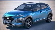 Hyundai Kona 2018 3d Model Turbosquid 1182508