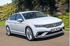 New 2019 Volkswagen Passat Facelift Spied Testing