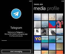 telegram messenger app updated with fast resume paused download resume cache management and